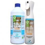 EcoHome: 0,3 litros + recarga de 1 litro